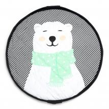Play & Go μαλακό στρώμα παιχνιδιού και τσάντα 2 σε 1 - Αρκούδα PG799941