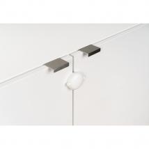 Reer κλειδαριά διπλού ντουλαπιού - 71020