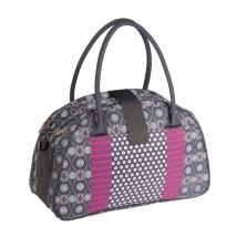 Lassig Shoulder bag τσάντα αλλαγής - Multi Mix Ash