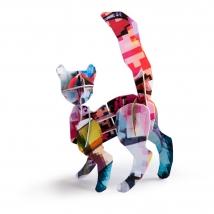 Studioroof totem 3D ζωάκια - Cat TTM 11