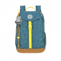 Lassig Mini Outdoor τσάντα πλάτης Adventure - Blue 1203023400