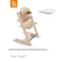 Stokke Tripp Trapp Promotion παιδική καρέκλα με βρεφικό σετ