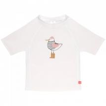 Lassig UV T-shirt μπλουζάκι θαλάσσης - Mrs.Seagull White 1431020119