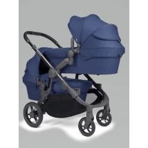 iCandy Orange παιδικό καρότσι διδύμων - Royal Blue
