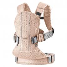 BabyBjörn μάρσιπος One Air 3D Mesh - Pearly Pink 098001