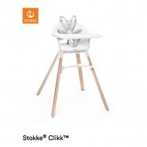 Stokke® Clikk™ κάθισμα φαγητού - White