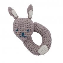 Sebra crochet κουδουνίστρα - Bluebell the bunny 300920013