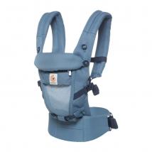 Ergobaby βρεφικός μάρσιππος Adapt Cool AirMesh - Oxford Blue