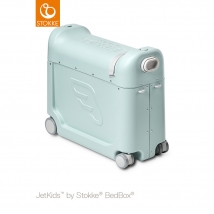JetKids™ RideBox™ by Stokke® βαλίτσα ταξιδιού - Aurora Green