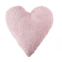 Lorena Canals παιδική μαξιλάρα - SC-HE-PK καρδιά ροζ