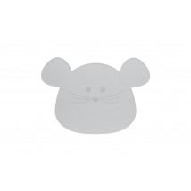 Lassig σουπλά από σιλικόνη S/S 2020 - Mouse Grey 1310034253