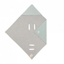Lassig πλεκτή κουβέρτα για τη βόλτα - Light mint 1542014561