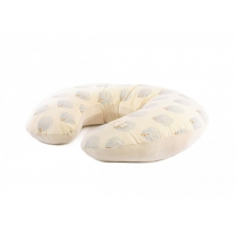 Nobodinoz μαξιλάρι θηλασμού Sunrise - Blue Gatsby/ Cream NB113982