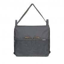 Lassig τσάντα αλλαγής και organiser για το καρότσι - Anthracite 1107004236
