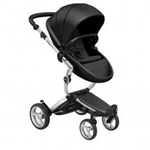 Mima Xari παιδικό καρότσι πλήρες Black - w/Aluminium Chassis