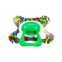 Difrax πιπίλες Keith Haring - KH 127  6+ m