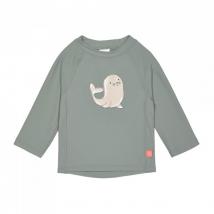 Lassig UV μακρυμάνικο μπλουζάκι θαλάσσης - Seal green 1431021596