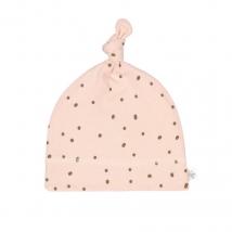 Laessig βαμβακερό σκουφάκι - Dots powder pink 1531016772