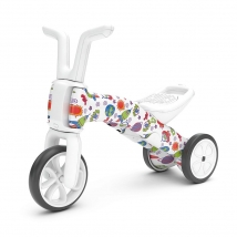 Chillafish Bunzi ποδήλατο εκμάθησης ισορροπίας - FAD Limited Edition - When monsters meet stars