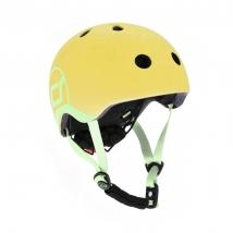 Scoot & Ride παιδικό κράνος XXS - 96390 lemon