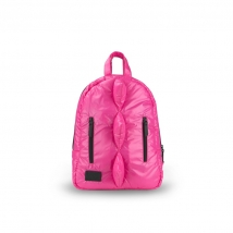 7AM MINI παιδικό backpack Dino - Hot Pink