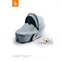 Stokke Xplory V6 πορτ μπεμπέ - Balance Blue