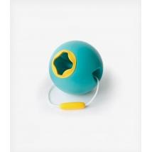 Quut μικρό κουβαδάκι άμμου - Γαλάζιο-κίτρινο QU172383