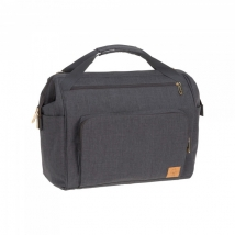 Lassig τσάντα αλλαγής διδύμων Goldie Twin backpack - Anthracite 1103016245