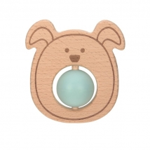 Lassig ξύλινος δακτύλιος οδοντοφυΐας - Dog 1313005524