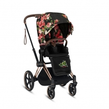 Cybex Priam παιδικό καρότσι Fashion collections - Spring Blossom Dark