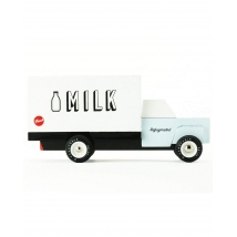 Candylab Americana ξύλινο φορτηγό - Milk CL901010