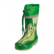 Playshoes γαλότσες, αγόρι - Green alligator