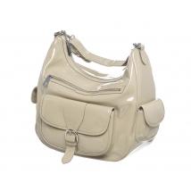 iCandy Satchel Charlotte τσάντα αλλαγής - Biscuit