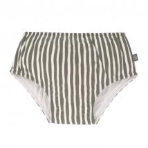 Lassig μαγιό-πάνα boys - Stripes olive 1431002575