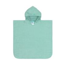 Lassig μπουρνουζοπετσέτα από μουσελίνα - Mint 1312014503