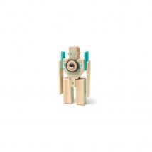 Tegu Future ξύλινα μαγνητικά τουβλάκια - Magbot