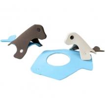 Quut παιχνίδι μπάνιου puzzle ζώα της θάλασσας 3D - Φώκιες QU171089