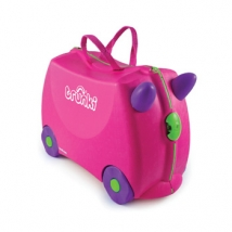 Trunki  παιδική βαλίτσα ταξιδιού - Trixie pink 0061