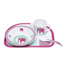 Lassig σετ φαγητού - Wildlife elephant