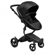 Mima Xari παιδικό καρότσι πλήρες Black - w/Black Chassis
