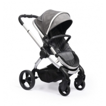 iCandy Peach 2020 παιδικό καρότσι - Satin  Dark Grey Check