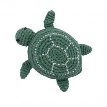 Sebra crochet κουδουνίστρα AW20-21 - Car on the ring 300930034