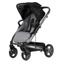 X-Lander παιδικό καρότσι X-Cite 3 σε 1 ΠΡΟΣΦΟΡΑ! - Carbon Black
