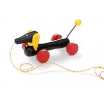 Brio ξύλινο pull toy Dachshund - Classic 30332