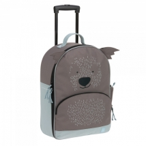 Lassig τροχήλατη βαλίτσα About Friends 2019 - Wombat 1204005326