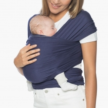 Ergobaby Aura baby wrap - Indigo