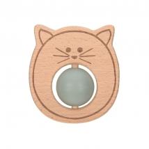 Lassig ξύλινος δακτύλιος οδοντοφυΐας - Cat 1313005108