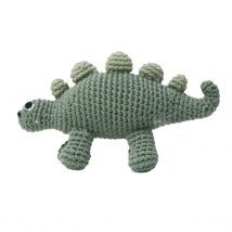 Sebra crochet κουδουνίστρα - Dino 3009105