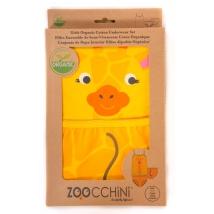 Zoocchini σετ εσωρούχων για κορίτσια - Giraffe