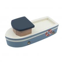 Sebra ξύλινη ψαρόβαρκα - 301730024